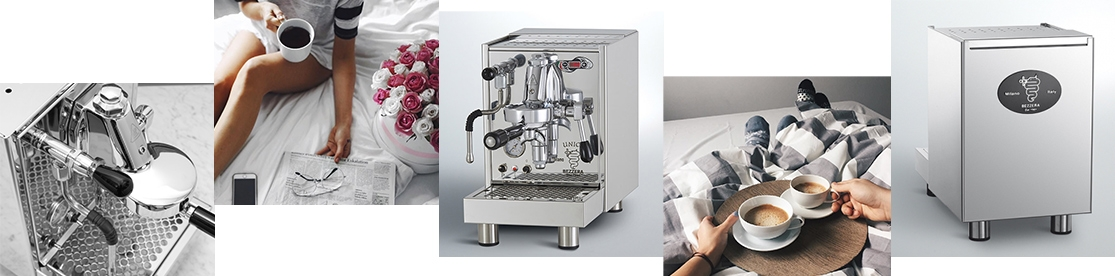 Bezzera Unica coffee maschine