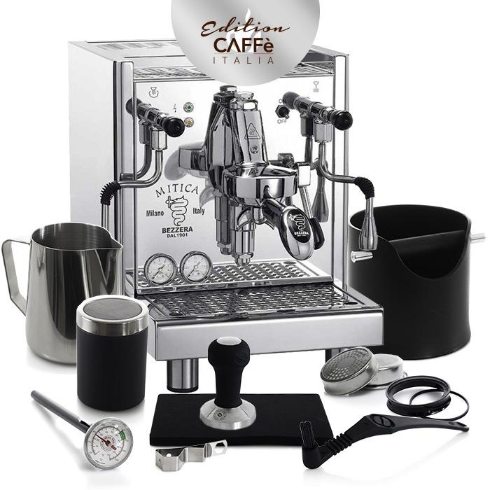 Bezzera Mitica S MN Caffè Italia Kit Edition 2