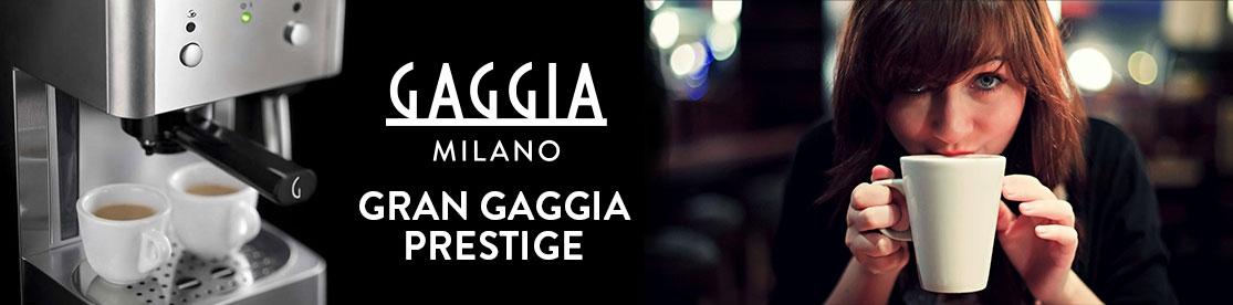 Gran Gaggia Prestige