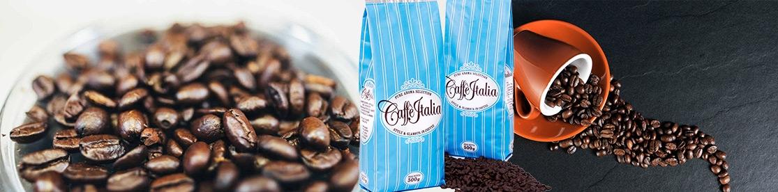 Espresso Coffee Beans Rancilio Silvia