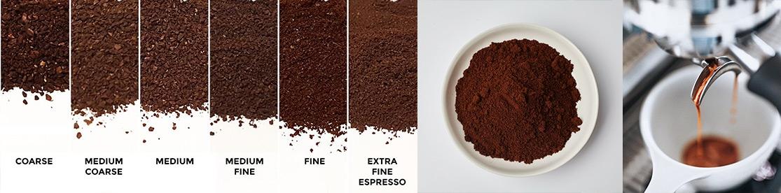 CoffeeGrindingRancilioSilvia