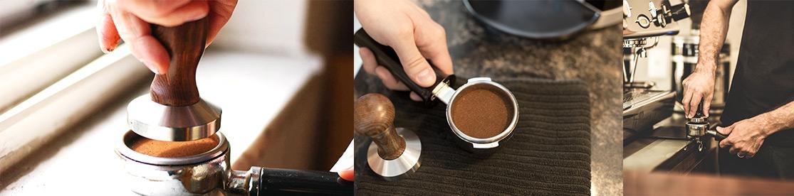 CoffeeTampingRancilio