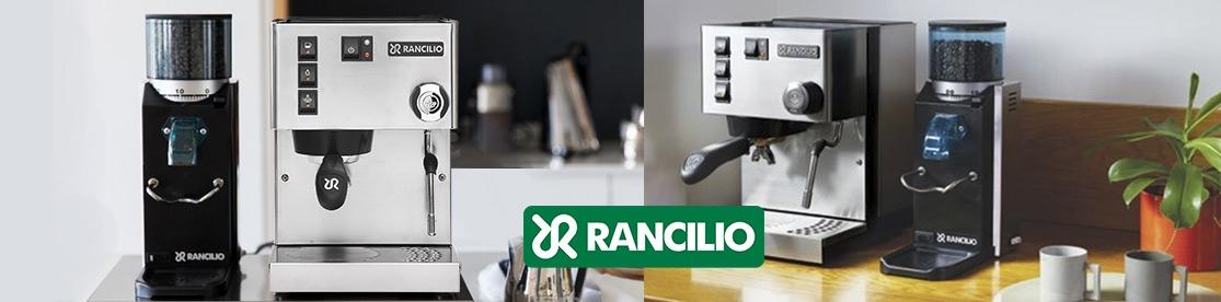 Rancilio Silvia and Ramcilio Rocky SD