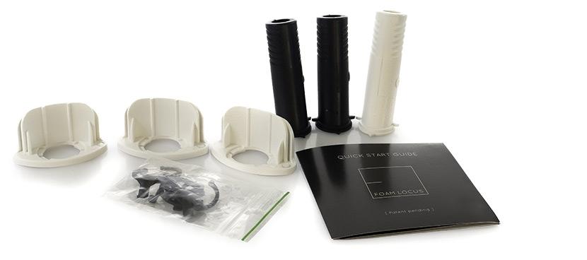 Foam Locus Essential Set