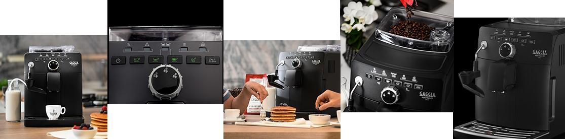 Gaggia Automatic Coffee Machines