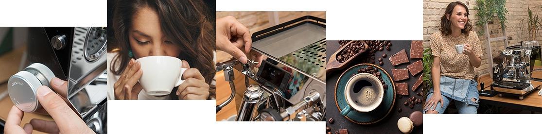 Crem One coffee machine models