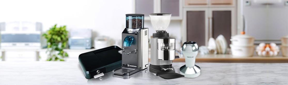 Coffee Grinders & Accessories