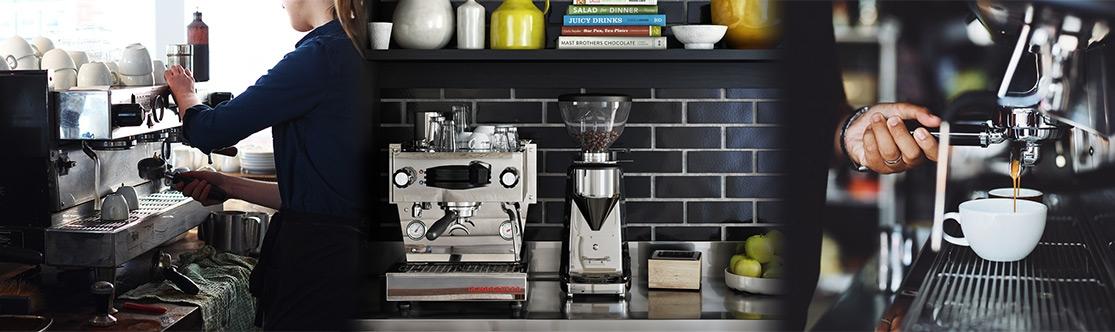 Espresso machines are good for design