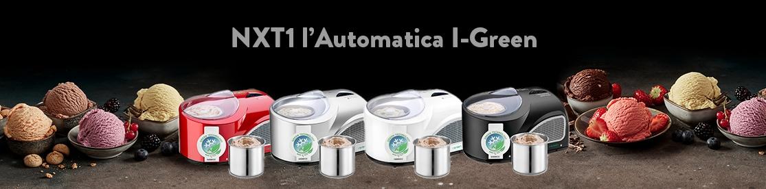 Gelato NXT-1 Automatic I- Green