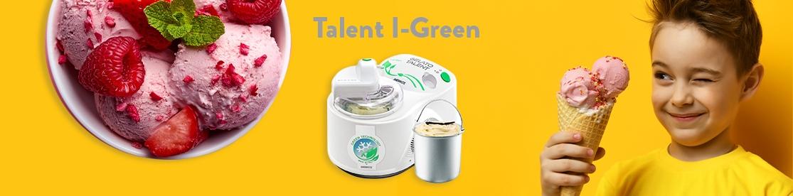 Gelato Talent I-Green