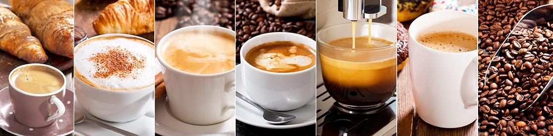 Various Coffee Settings